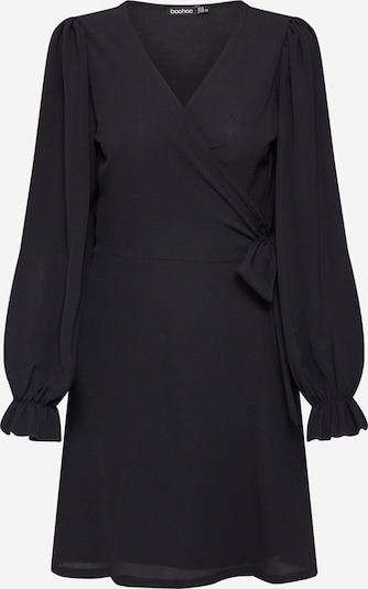 Boohoo Φόρεμα κοκτέιλ σε μαύρο, Άποψη προϊόντος