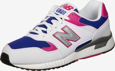 new balance Sneaker 'ML570' in silbergrau / lila / pink / weiß, Produktansicht