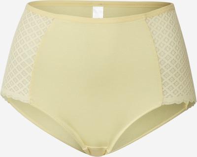 SCHIESSER Unterhose in gelb, Produktansicht