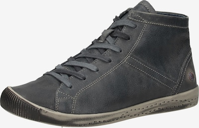 Softinos High-Top Sneakers in Grey, Item view