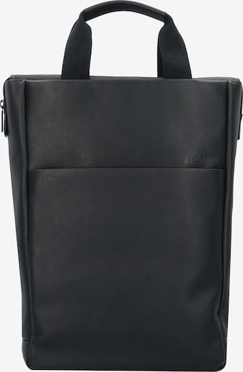 SALZEN Rucksack 'Tote' 39 cm in schwarz, Produktansicht