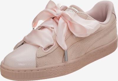 PUMA Sneaker 'Suede Heart Bubble' in altrosa, Produktansicht