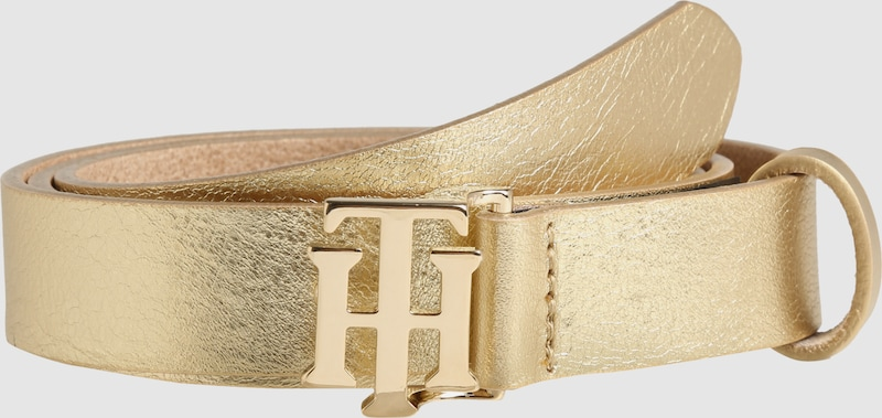 Hilfiger Belt Of Leather
