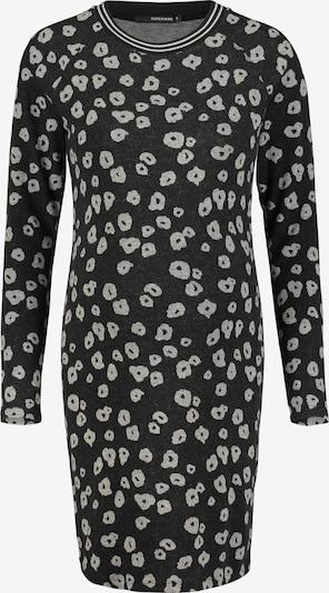 Supermom Robe 'Poppy' en noir: Vue de face