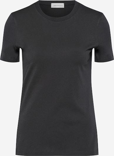 Tricou 'Lida' ARMEDANGELS pe negru, Vizualizare produs