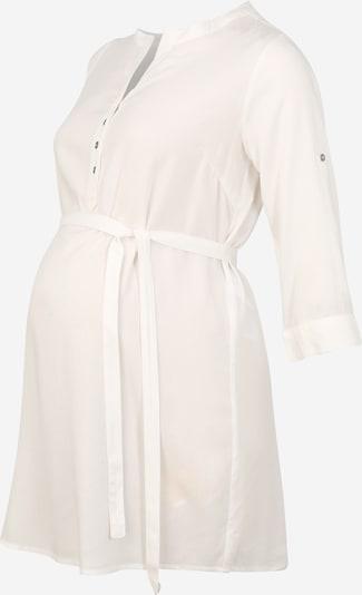MAMALICIOUS Dolga srajca 'MLMERCY' | bela barva, Prikaz izdelka