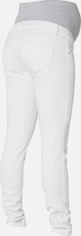 Mamalicious Monochrome Circumstance Jeans