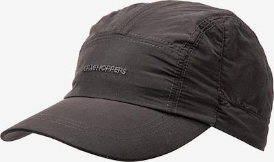 CRAGHOPPERS Cap 'NosiLife Desert' in dunkelgrau, Produktansicht