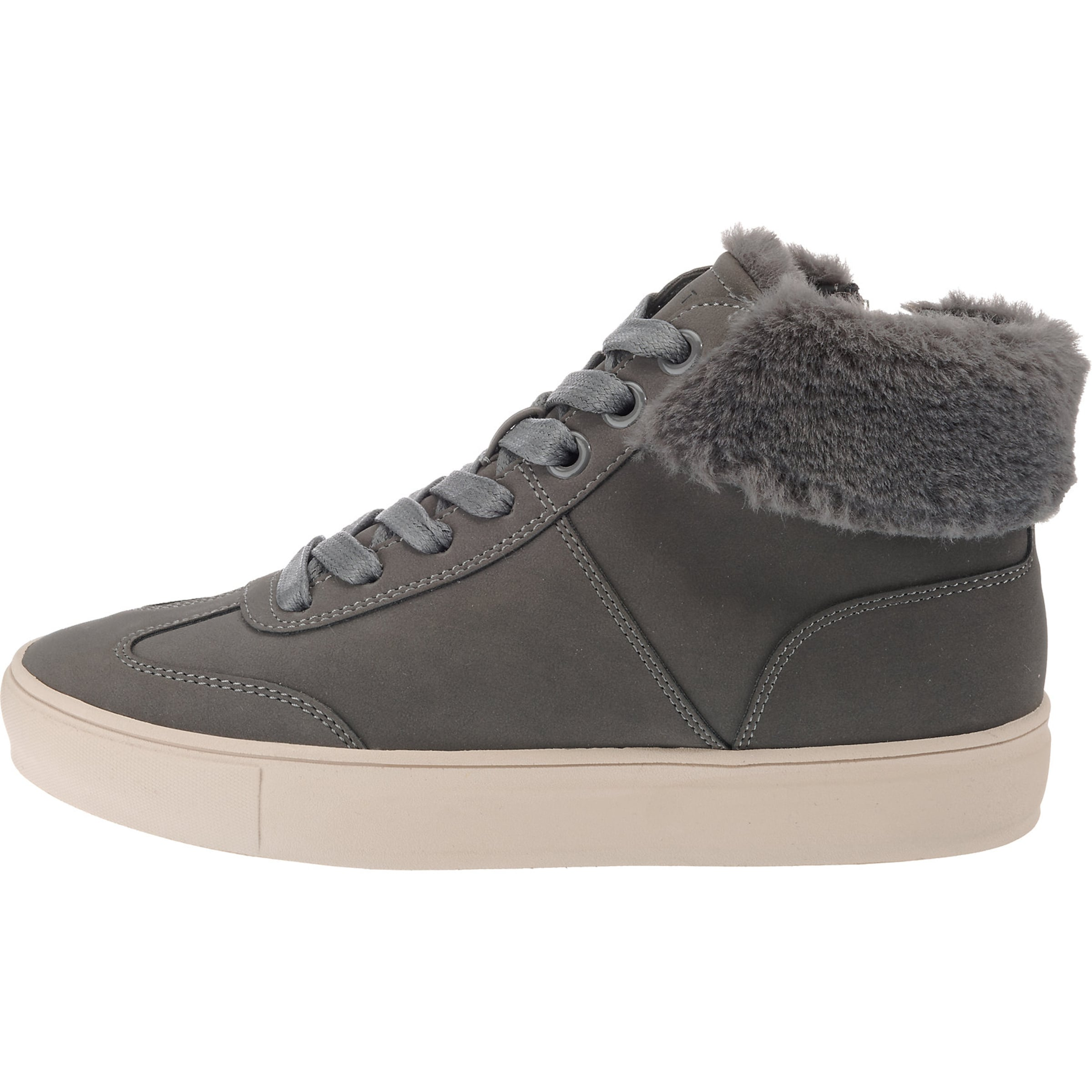 Sneakers Grau High Esprit In 'colette' f7b6Ygvy