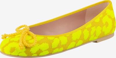 PRETTY BALLERINAS Rosario 'Klassische Ballerinas' in gelb, Produktansicht