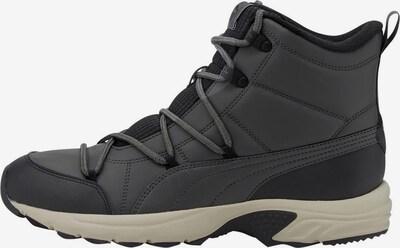 PUMA Boots 'Axis TR Boot WTR MU' en gris / gris foncé / noir, Vue avec produit