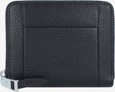 Picard Geldbörse 'Pure' 12 cm in schwarz, Produktansicht