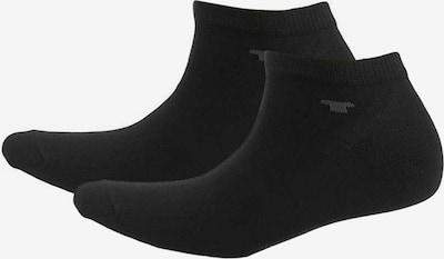 TOM TAILOR Socken & Füßlinge in schwarz, Produktansicht