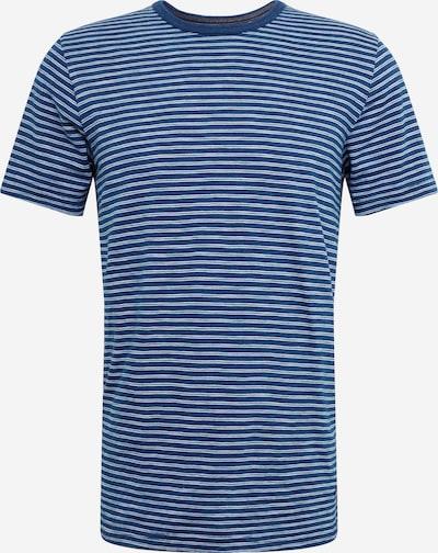 JACK & JONES Gestreiftes T-Shirt in blau, Produktansicht