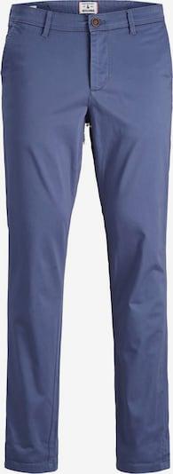 JACK & JONES Chino hlače | modra barva, Prikaz izdelka