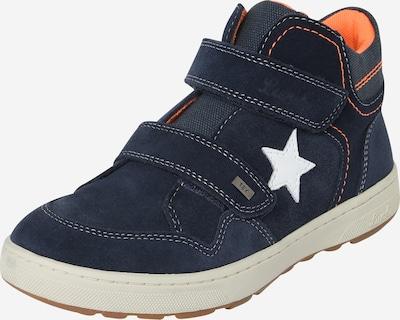 LURCHI Schuhe 'Dero-Tex' in navy / weiß, Produktansicht
