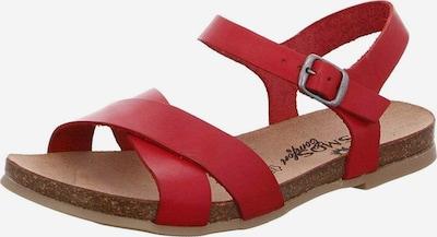 COSMOS COMFORT Sandale in feuerrot, Produktansicht