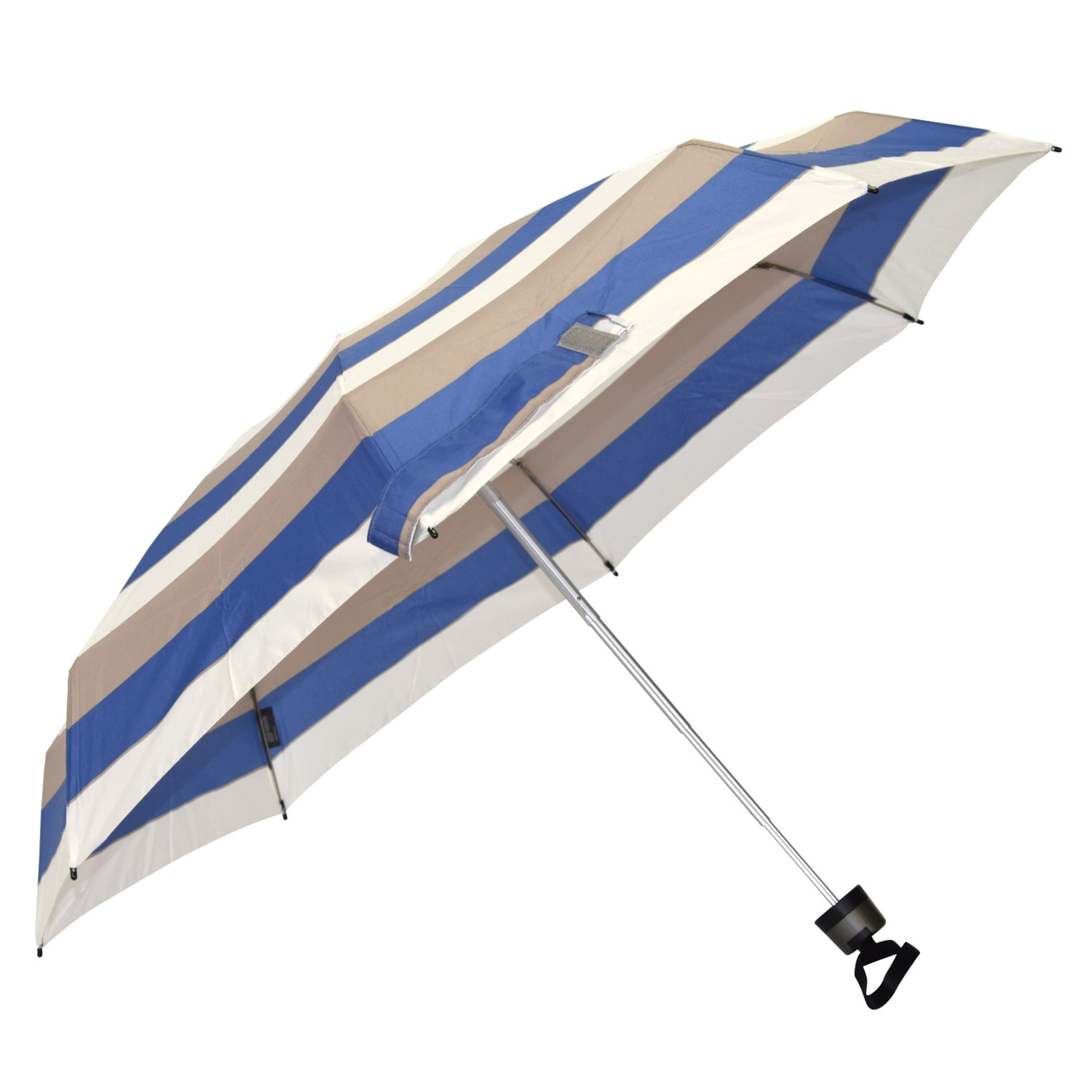 En Blanc Parapluie Beige Knirps FoncéBleu 5LjAR34q