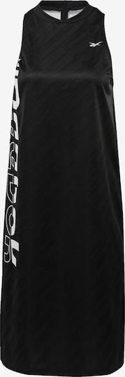 REEBOK Kleid in schwarz / weiß, Produktansicht