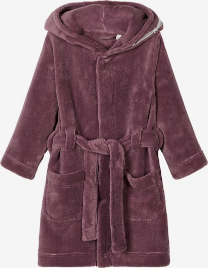 NAME IT Bademantel 'Frozen' in aubergine / mischfarben, Produktansicht