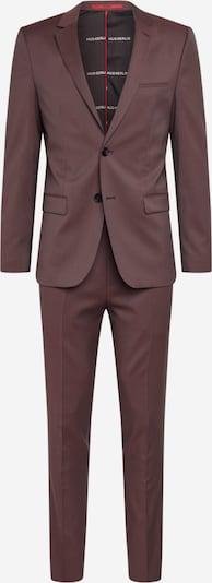 HUGO Anzüge in braun / pink, Produktansicht