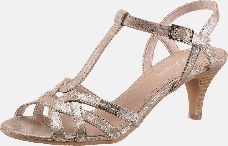 s.Oliver RED LABEL Riemchensandalette