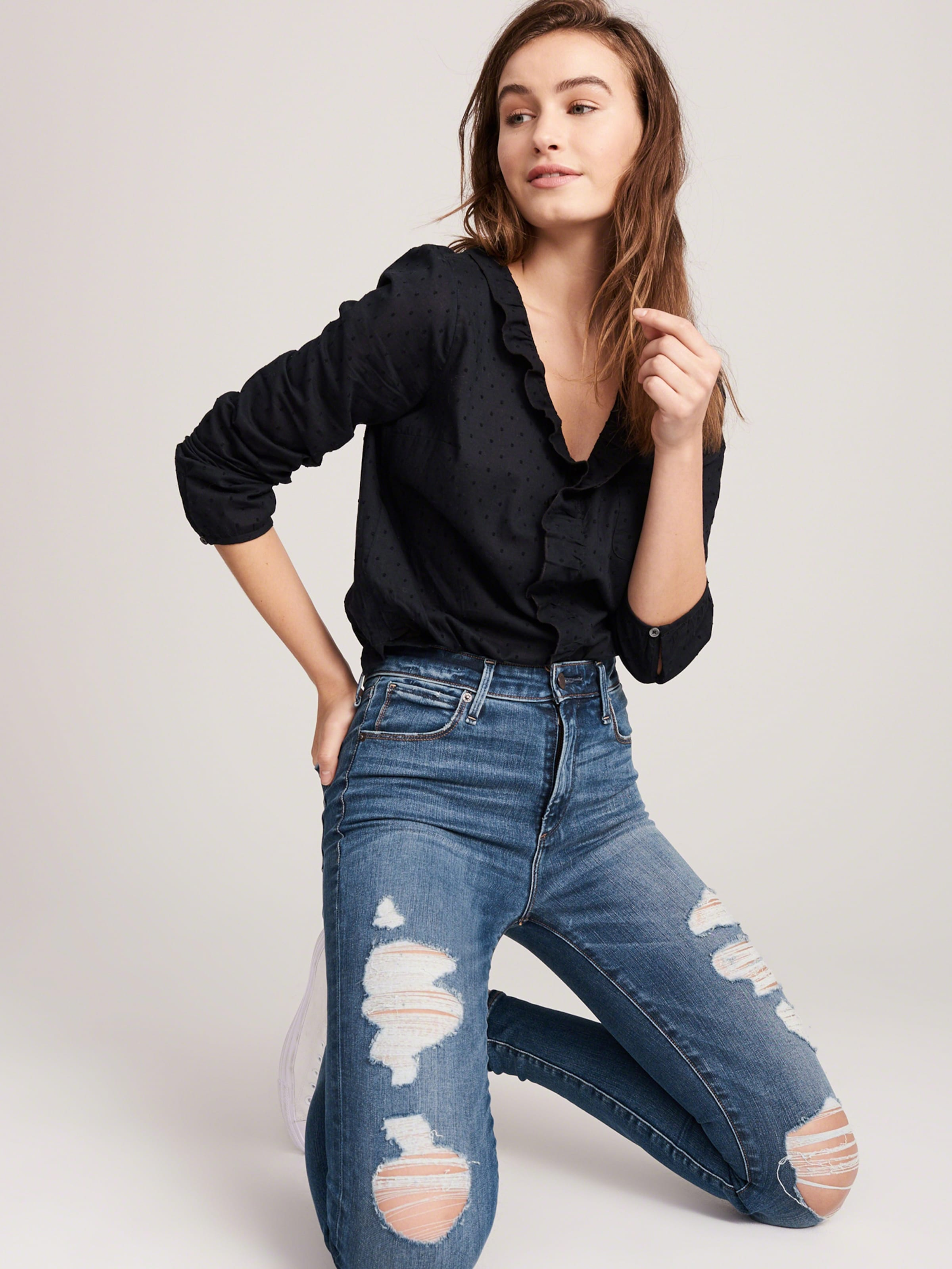 Abercrombieamp; 'dest Fitch Simone' Jeans In Blue Denim MVjLSzUpqG