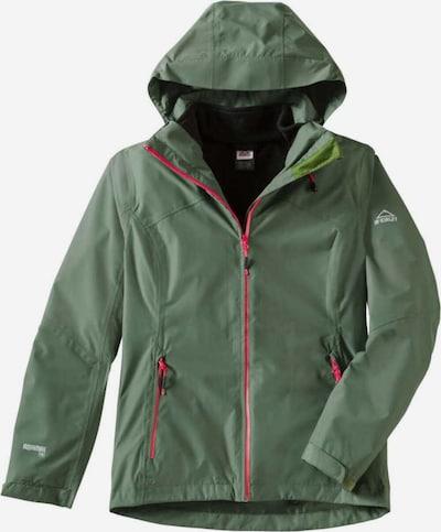 MCKINLEY Jacke in dunkelgrün, Produktansicht