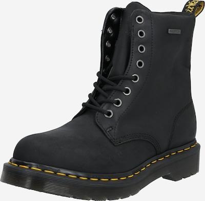 Dr. Martens Stiefel '1460 Waterproof' in gelb / schwarz, Produktansicht
