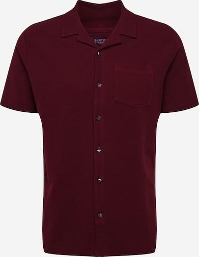 BURTON MENSWEAR LONDON Hemd in burgunder, Produktansicht