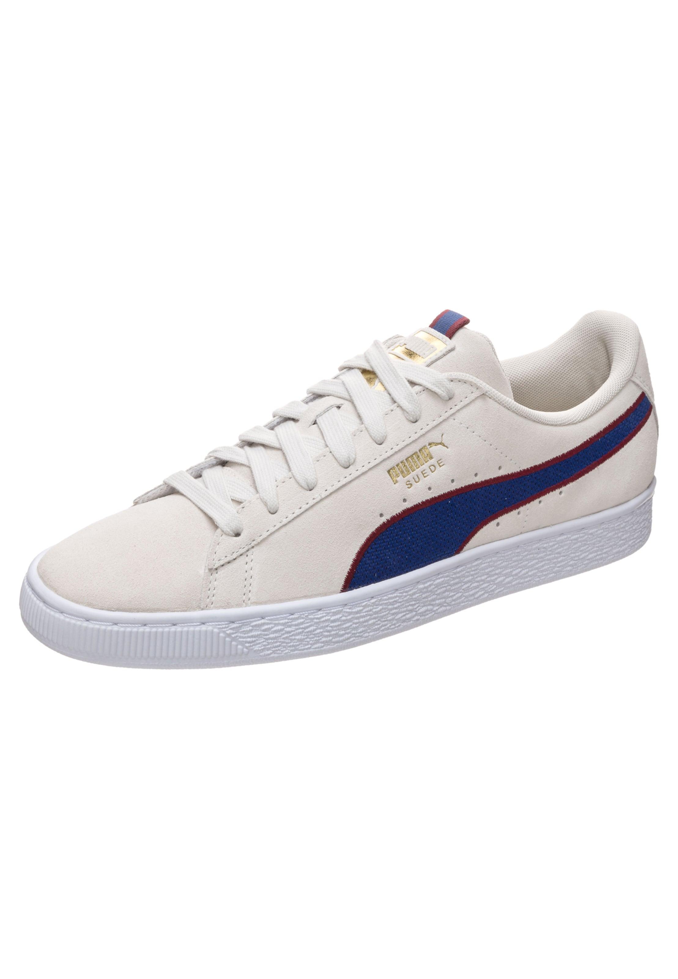 PUMA Sneaker  Suede Classic Sport Stripes