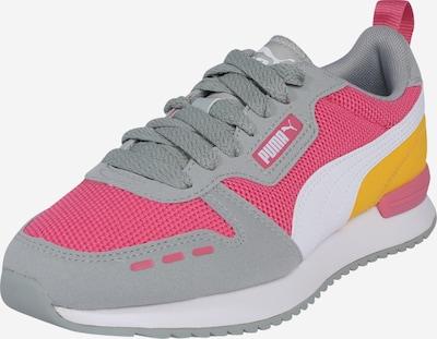 PUMA Sneaker 'PUMA R78' in grau / orange / pink, Produktansicht