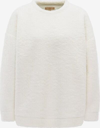 MYMO Pullover in creme, Produktansicht