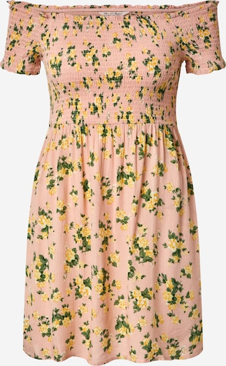 Miss Selfridge Kleid 'AMIRA SHEERED MINI' in orange / pink, Produktansicht