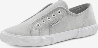 LASCANA LASCANA Sneaker in hellgrau, Produktansicht