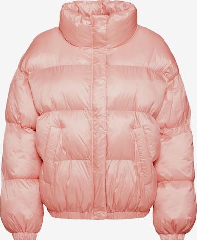 EDITED Kurtka zimowa 'Elroy' w kolorze różowy pudrowy / różanym, Podgląd produktu