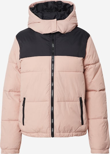NEW LOOK Steppjacke  'AVERY' in rosa / schwarz, Produktansicht