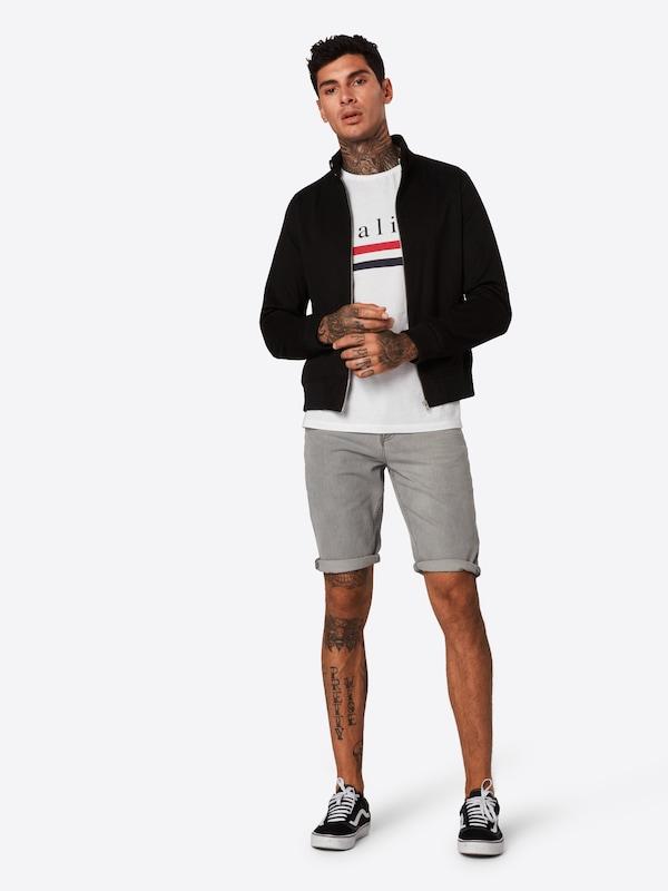 Look Pantalon 13 New 'rp1 Gris Epp Short' En 10 Grey Denim IY6myvf7gb