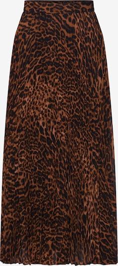 Lauren Ralph Lauren Sukně 'Vanetta-Full-Skirt' - hnědá / černá, Produkt