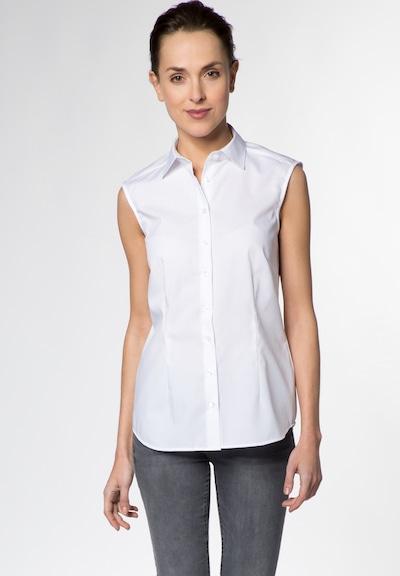 ETERNA Ärmellose Bluse 'MODERN CLASSIC' in weiß, Modelansicht
