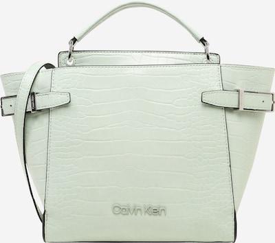 Calvin Klein Handtas 'WINGED TOP' in de kleur Mintgroen, Productweergave