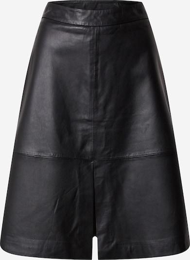 JUST FEMALE Jupe 'Laurene' en noir, Vue avec produit
