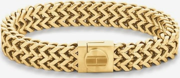 TOMMY HILFIGER Bracelet 'CASUAL, 2790246' in Gold