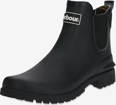 Barbour Gummistiefel 'Barbour Wilton' in schwarz, Produktansicht