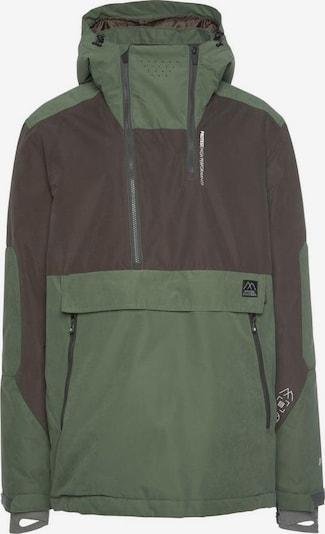 PROTEST Jacke 'Hopton' in khaki / grasgrün, Produktansicht