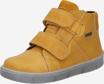 SUPERFIT Lära-gå-sko 'ULLI' i gul