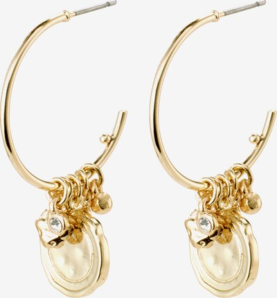 Pilgrim Ohrringe 'Earrings Air' in gold, Produktansicht