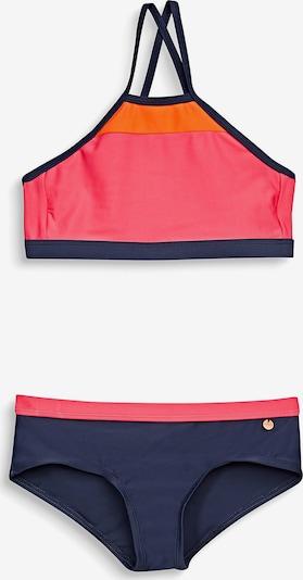ESPRIT Bikini in lila / orange / pink, Produktansicht