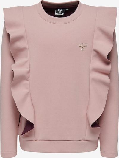Hummel Sportsweatshirt in rosa, Produktansicht