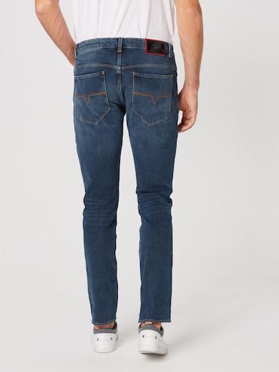 JOOP! Jeans in blue denim: Rückansicht